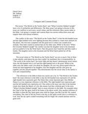 compare contrast essay outline revised daniel otero th compare 2 pages compare and contrast essay