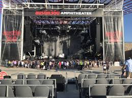 Austin 360 Amphitheatre Seating Chart Austin360 Amphitheater Seating Guide Rateyourseats Com