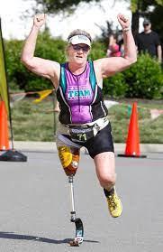 GALLERY: Robin Yoder, Cancer Survivor Finishes Triathlon | | richmond.com