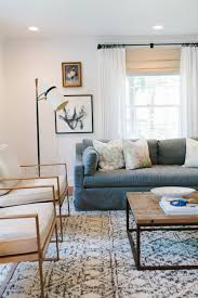 Studio living room furniture Small Space Get The Look Apartment Therapy Living Room Ideas And Inspiration Get Studio Mcgees Look For Less