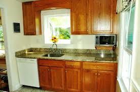 Kitchen Cabinet Stain Colors Luxury Elegant Black Granite Countertop