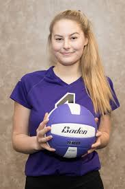 Stella Gaines - CLUB 43 Volleyball