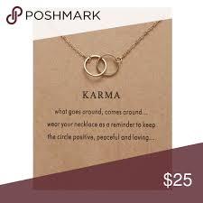 karma meaning choker star charm