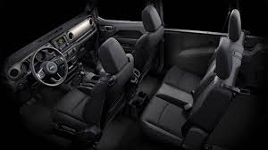 2018 jeep wrangler black cloth