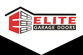 elite garage doors logo