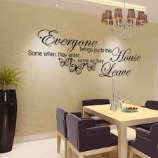 Wall Decor Stickers For Living Room Wall Decals For Dining Room Shipping Pieces Kids Wall Decal