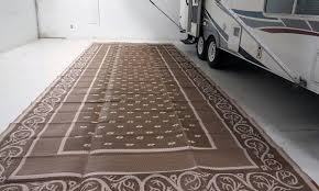 best outdoor rug for camping