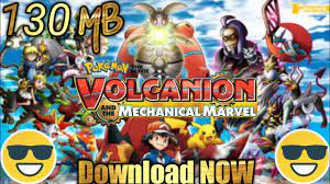 Pokémon the Movie: Volcanion and the Mechanical Marvel In English - YouTube  in 2021