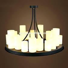 rectangular candle chandelier pillar candle chandeliers home chandelier white led spotlight round design rectangular