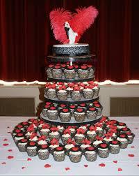 Unique Cupcake Wedding Cake Stand Design Bruman Mmc