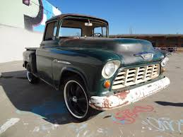 Truck chevy 1955 truck : BARN FIND 1955 Chevrolet 3100 Pickup Farm Truck For Sale - YouTube