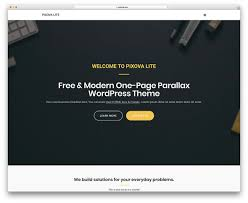 I Want To Build A Website For Free 60 Best Free Responsive Wordpress Themes 2019 Colorlib