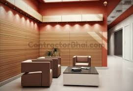 interiors with decorative wall panels