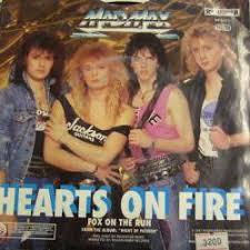 Mad Max Hearts On Fire Album Spirit Of Metal Webzine En