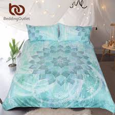 boho mandala bed set twin full queen king previous
