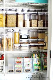 Beautiful Storage Containers For Kitchen Pantry Best 25 Pantry Storage  Ideas On Pinterest