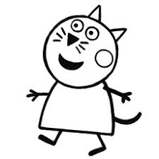 Top 25 Free Printable Peppa Pig Coloring Pages Online