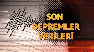 Deprem mi oldu? Son depremler listesine yenileri ekleniyor - Son Dakika  Haberler