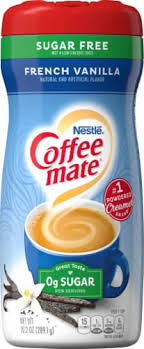 Store this french vanilla flavored coffee mate liquid creamer in the refrigerator. Food 4 Less Nestle Coffee Mate French Vanilla Sugar Free Powder Coffee Creamer 10 2 Oz