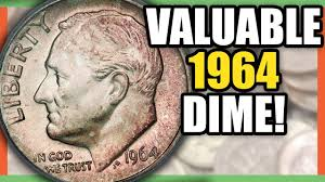 Valuable 1964 Dimes To Look For Roosevelt Dimes Worth Money
