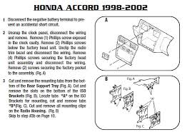 2000 honda accord installation parts, harness, wires, kits Honda Civic Wiring Harness Diagram 2000 honda accord installation parts, harness, wires, kits, bluetooth, iphone, tools, 2 4 door wire diagrams stereo