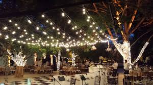 hanging patio lights. Patio Lights Pattern Ideas: Hang String In A Zig Zag Over Large Open Spaces Hanging