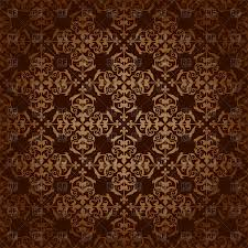Brown Background Dark Brown Vintage Background With Gradient Vector Illustration Of