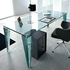 custom glass top for desk best glass table tops replacement covers images this desk was made custom glass top for desk