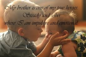 Brother Love Quotes Amazing Brother Status Captions And Short Status For Brother