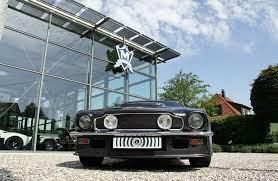 Aston Martin V8 Vantage X Pack 7 Liter Rs Williams Martini Racing