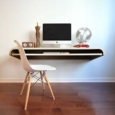 Depiction of IKEA Floating Desk Selections with Lack-Shelf