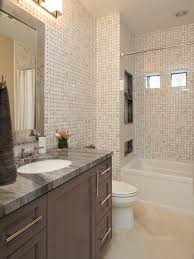 property brothers at home tour their guest house guest houses mini chandelier bathroom tasteful bathroom chandelier