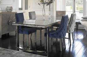 rectangular dining table or round