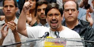 Freddy Guevara, un rehén del dictador Nicolás Maduro
