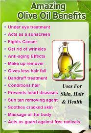 olive oil for skin uses