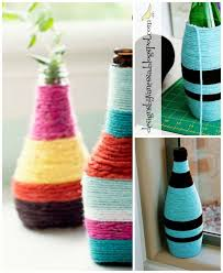 Small Picture 150 best Decorating Your Home With DIY Vases Bottles images on