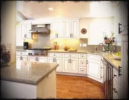 White Country Kitchen The Popular Simple Kitchen Updates Kitchen