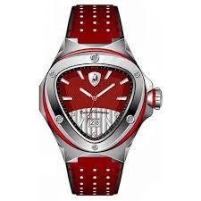 buy tonino lamborghini mens swiss red leather 3000 triangle dial tonino lamborghini mens swiss red leather 3000 triangle dial