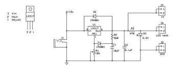 lmt adjustable power supply steps lm317t adjustable power supply schematic jpg