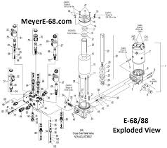 meyer e 58h plow wiring diagram wiring library