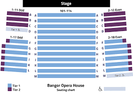 Gracie Theater Seating Chart Seating Chart 2015 16 Penobscot Theatre