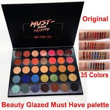brand beauty glazed eye shadow palette eyeshadow must have shimmer matte palette makeup eyeshadow professional cosmetics sleek cosmetics whole