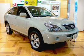 Image - Toyota Harrier Hybrid 01.JPG | Tractor & Construction ...
