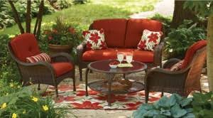 Small Picture Exellent Better Homes And Garden Outdoor Furniture Gardens Azalea