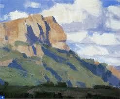 how to paint en plein air beginner landscape oil painting techniques demo 1