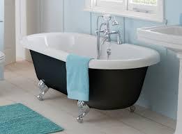 Blue Bathtub classy black freestanding bathtubs meigenn 7536 by guidejewelry.us