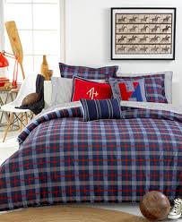 Tommy Hilfiger Boston Plaid Full/Queen Comforter Set