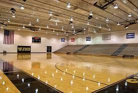 high school gym. Walter Johnson Middle School High Gym I