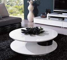 round living room center table