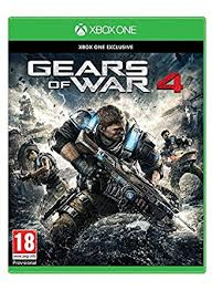 Video Gears Amazon Com Gears Of War 4 Xbox One Video Games